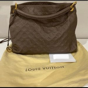 LOUIS VUITTON Artsy MM Empriente Ombré
